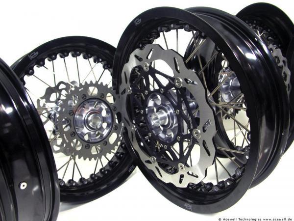 Ducati Monster S4R Bj. 2004-2006